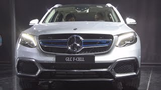 Mercedes-Benz GLC F-CELL (2018) Exterior and Interior