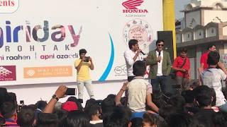 Lalit Shokeen And  Gajender Phogat live show Rohtak