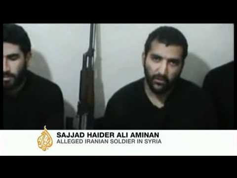 Free Syrian Army says it captured five Iranian soldiers