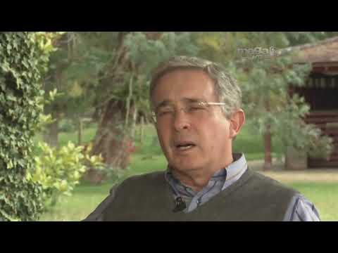 Jaime Bayly entrevista al expresidente de Colombia Álvaro Uribe. 1/3