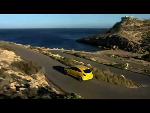 2010 Opel Corsa promo