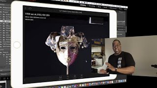How to Shoot Tethered to an iPad via Lightroom Mobile