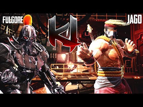 Killer Instinct Fulgore Gameplay Footage - Online Match 13