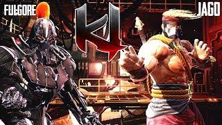 Killer Instinct Fulgore Gameplay Footage - Online Match 13