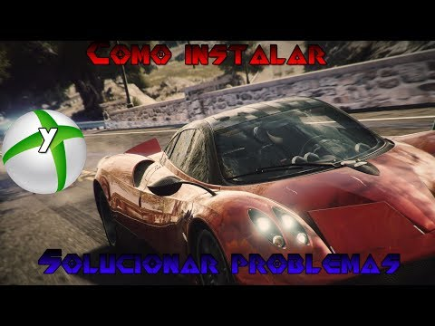 Xbox 360 Need For Speed Rivals Como Instalar y Solucionar problemas RGH/JTAG