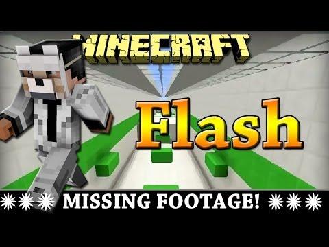 Minecraft Mini-Game - Flash Parkour Ft. SCMowns, Remix10tails, Vaecon, and Burnalex