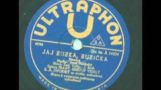 Jaj Zuzka Zuzička- František Krištof Veselý