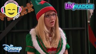 Liv and Maddie   Christmas!   Official Disney Channel UK