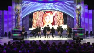 T-ara - Cry Cry (Blue Dragon Film Awards 111125) Live HD