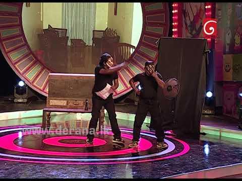 Wasantha Dukgannarala & Ajith Lokuge | පල් හොරු දෙන්නා @ Star City Comedy Season  29 10 2017