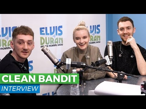 """Clean Bandit Chats Collaborating + New Single """"Symphony"""" 