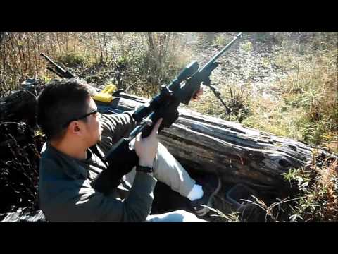 Shooting the Promag Industries Archangel mosin nagant review (AA9130 Scout rifle LER 91/30)