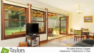 Coogee Real Estate - 34 Leeton Avenue, Coogee Taylors