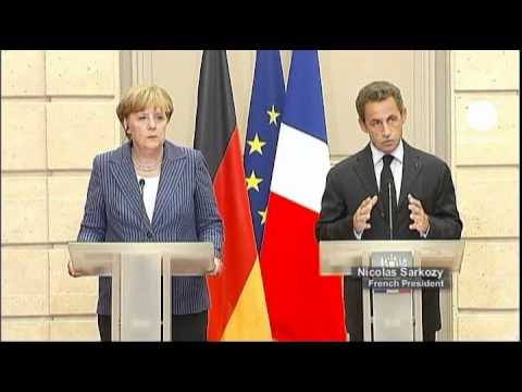 European markets dip after Sarkozy-Merkel talks