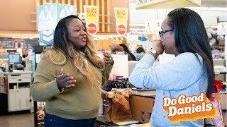 'Do Good Daniels': Episode 3 – Big Grocery Store Giveaway and a Life-Changing Surprise!
