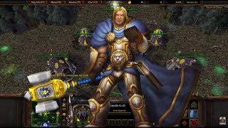 Warcraft III - Survival Chaos - Los infectados