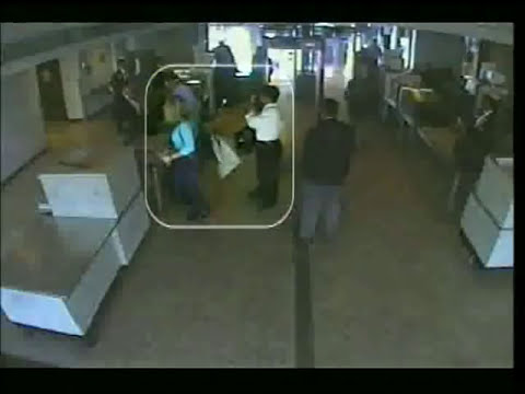 9/11 hijackers at Dulles Airport
