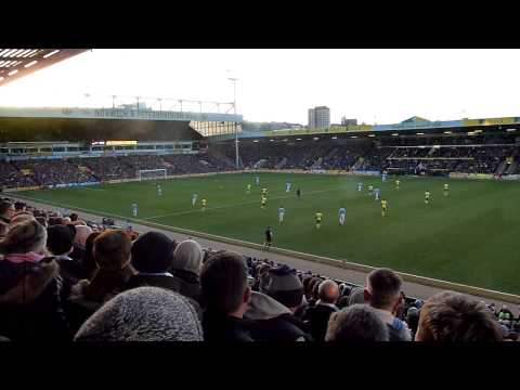 Norwich v Manchester City 2014 - Sheikh Mansour Lamborghini Manuel Pellegrini Song