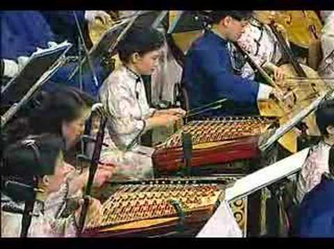 Chinese Music In The Golden Hall Of Vienna (erhu) video