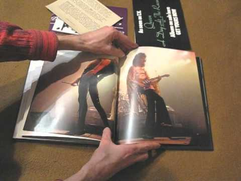 Könyvajánló: 40 years of Queen