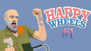 HAPPY WHEELS - DELİRMECELER
