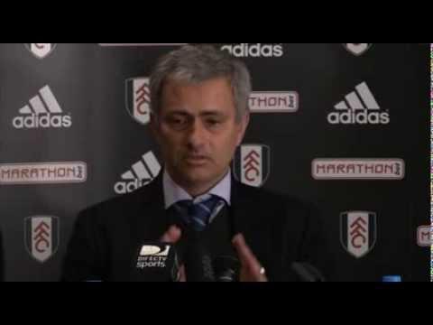 "Hattrick! Jose Mourinho: ""Andre Schürrle ist eiskalt"" | FC Fulham - FC Chelsea 1:3"