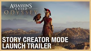 Assassin's Creed Odyssey: E3 2019 Story Creator Mode | Launch Trailer | Ubisoft [NA]