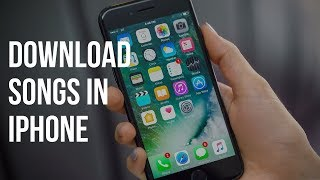 How to Download Songs in IPhone IOS  Hindi