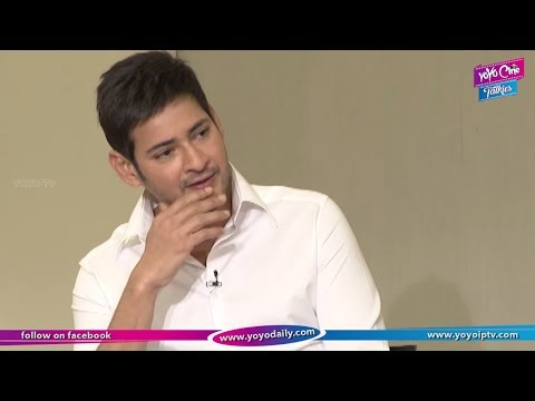 Mahesh Babu About His Hard Work For Bharat Ane Nenu Movie | Kiara Advani | YOYO Cine Talkies