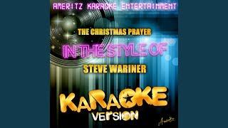 Watch Steve Wariner This Christmas Prayer video