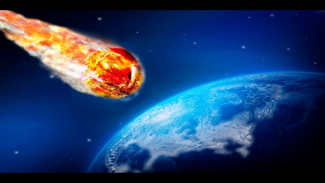 Куда упадет астероид 2018 году