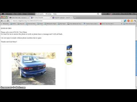 Craigslist Macon GA Used Vehicles - Popular Cars, Trucks, Vans and SUVs For Sale by Owner