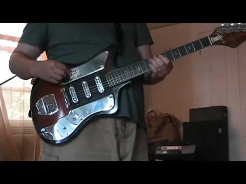 Kawai S-170 Hound Dog Taylor guitar
