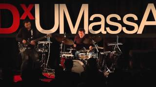 Wrangling MIDI: Owen Biddle & Zach Danziger of Mister Barrington at TEDxUmassAmherst