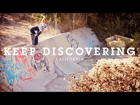 ELEMENT &quot;KEEP DISCOVERING&quot; CALIFORNIA