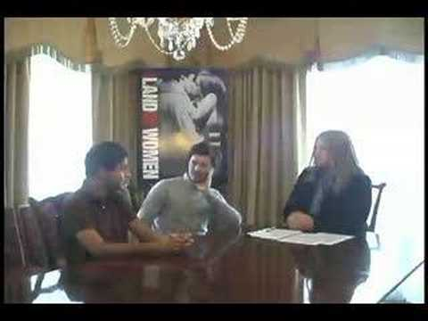 Kaitlin Urka Interviews Adam Brody And Jonathan Kasdan