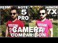 Redmi Note 5 Pro vs Honor 7X Camera Comparison |Redmi Note 5 Pro Camera Review|Honor 7x Camera