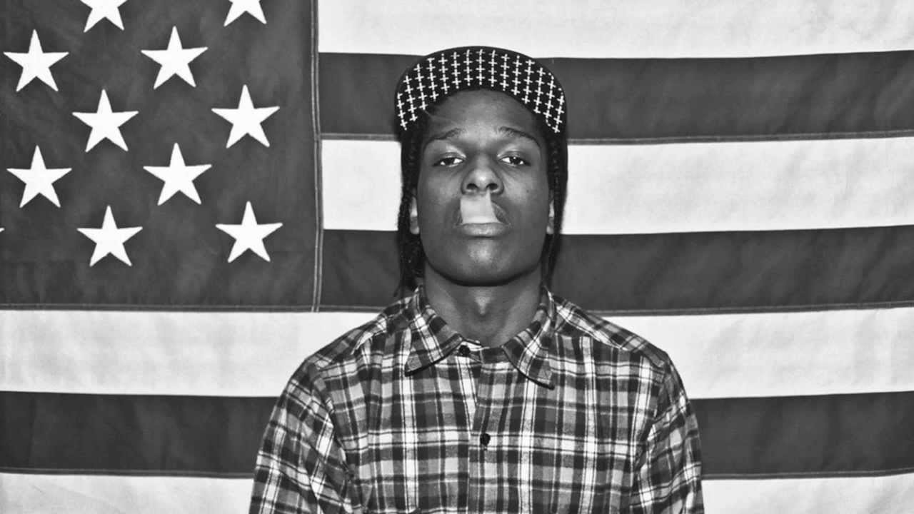 Asap Rocky Fashion Killa Bass Boosted Asap Rocky Train Slowed down