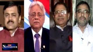 Congress Endorsing 'Saas Ka Raj'? | The Newshour Debate (17 May)
