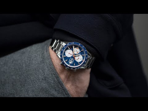 First Take: The TAG Heuer Carrera Calibre 16 Chronograph