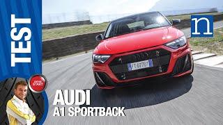 Audi A1 30 TFSI 2019 |  La prova del 1.0 turbo 116 cv con cambio DSG  S Line Edition One
