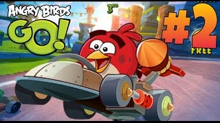 ► ANGRY BIRDS GO!!!! : #2 GAMEPLAY ESPAÑOL