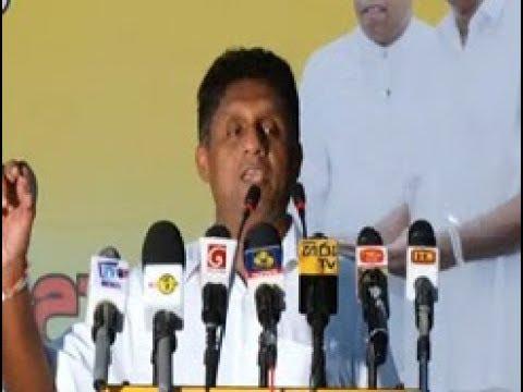 sajith speaks on sev eng