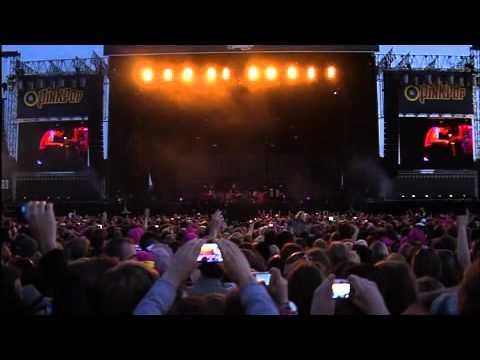 Coldplay @ pinkpop 2011