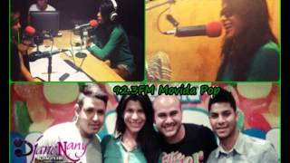 (AUDIO) Djane Nany en 92.3FM Movida Pop