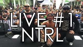 NTRL (LIVE AT SMA N 1 BANDAR LAMPUNG) PART #1
