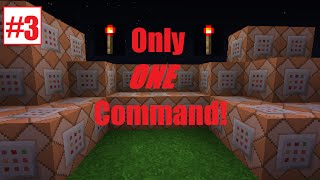 Minecraft: You are a Warrior | Only One Command