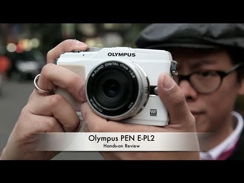 Olympus PEN E-PL2 Hands-on Review