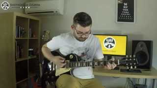 (24.0 MB) Gitar Dersi: 13-Gitarda temel ritim egzersizleri Mp3
