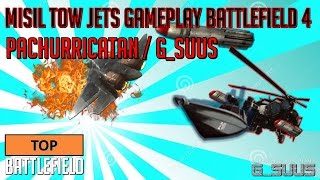 Top Battlefield 4 -- Multiplayer Gameplay tow missile jets  G_SuuS - Pachurricatan -- 08